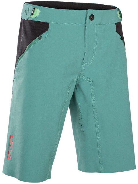 ION Traze AMP Bikeshorts Men sea green